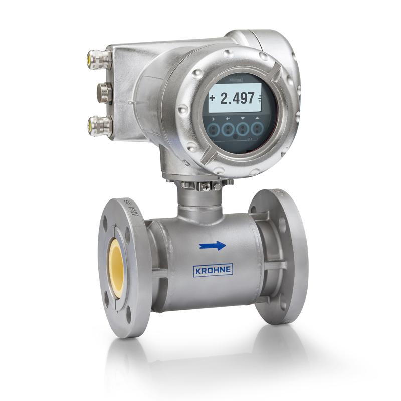 Electromagnetic flowmeters – OPTIFLUX 7300 C | KROHNE Group