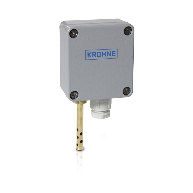 Hvac Temperature Sensors Optitemp Tra V20 Krohne Group